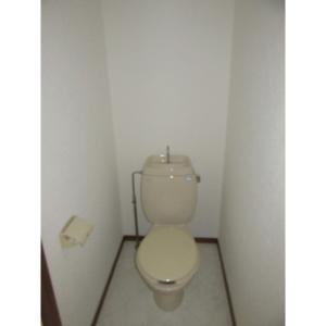 キャメルコートA 部屋写真4 トイレ