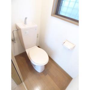 MK荘 部屋写真4 トイレ
