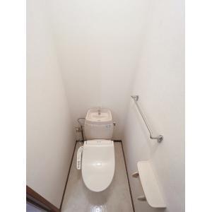 GRANDUO3番館 部屋写真4 トイレ