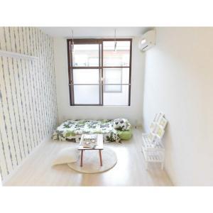 ミナミハイツA棟 部屋写真1 明るい居室