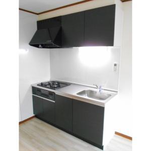 パークサイドⅡ 部屋写真2 キッチン