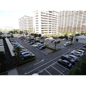 プラウド新浦安パームコート 物件写真4 駐車場