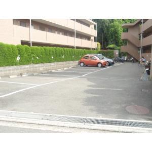 ラフィーネ港北Ⅱ 物件写真4 駐車場