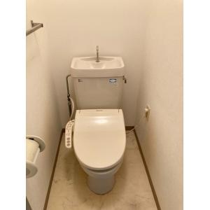 プロシード西葛西一番館 部屋写真4 トイレ