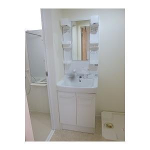 クオーレ囲護台 部屋写真4 洗面所