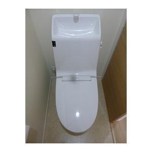 クオーレ囲護台 部屋写真5 トイレ
