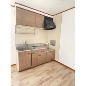 ストリーム 部屋写真2 キッチン