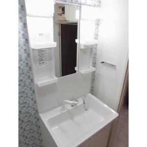 新松戸スクウェア 部屋写真6 洗髪洗面化粧台