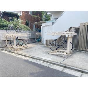 タウンコート阿佐ヶ谷 物件写真5 バイク置き場有り!