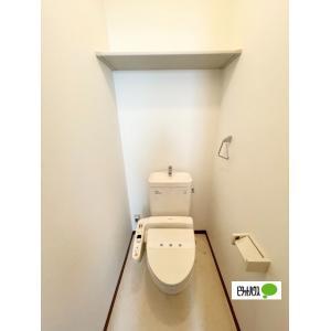 クレスト大倉山 部屋写真5 トイレ