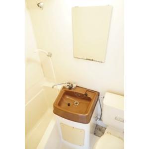 コーポプランタニエ 部屋写真5 洗面所