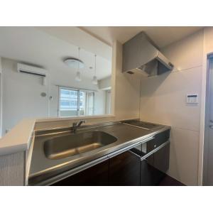 ファベル ハラシン 部屋写真2 カウンターキッチン