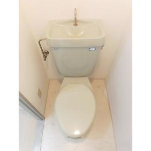 エスパシオ 部屋写真4 トイレ