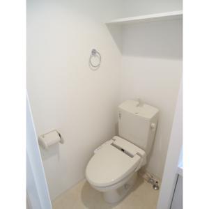 プロシードTX流山セントラルパーク 部屋写真5 トイレ