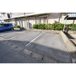 タウンシャイン若葉B 物件写真2 駐車場