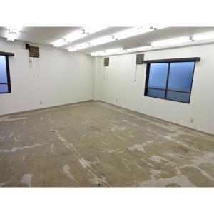 花信ビルⅡ 部屋写真3 居室・リビング