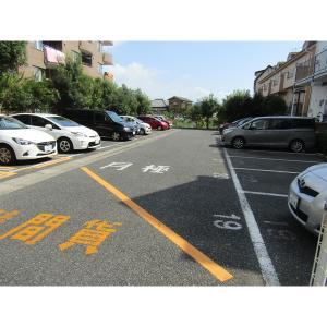 グラン・シャトー 物件写真3 駐車場