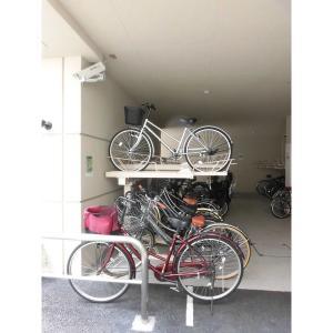 ドゥーエ向島 物件写真5 駐輪場