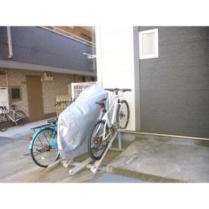 パインメイルⅡ 物件写真2 駐車場