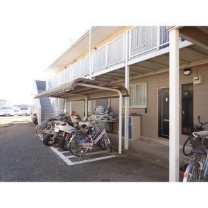 URBAN HILLSC棟 物件写真4 駐輪場
