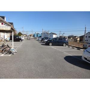 URBAN HILLSC棟 物件写真5 駐車場