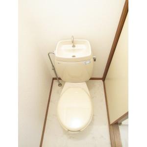 パストラーレ 部屋写真5 トイレ