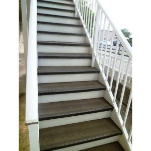 メランジェ 物件写真4 雨でも滑りにくい階段