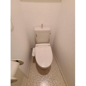 シャリテ 部屋写真4 トイレ