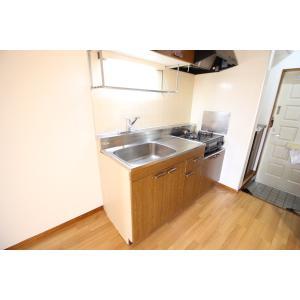 ベルフォール 部屋写真2 キッチン