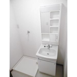 リバティガーデン 部屋写真4 洗面所