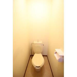 リバティガーデン 部屋写真5 トイレ
