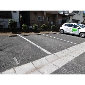サンモールアライ 物件写真3 駐車場