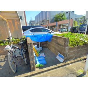 篠崎スカイパレス 物件写真5 駐車場