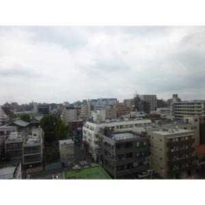 コルティーレ武蔵小杉 物件写真5 9階の眺望