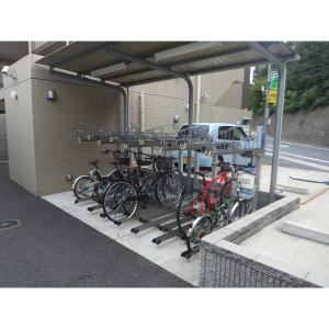 コンシェリア馬込TERRACE 物件写真5 駐輪場