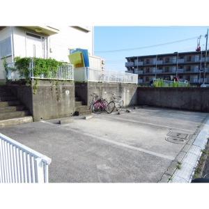 オマタハイデンス 物件写真2 駐車場