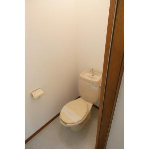プリムヴェール 弐番館 部屋写真6 トイレ