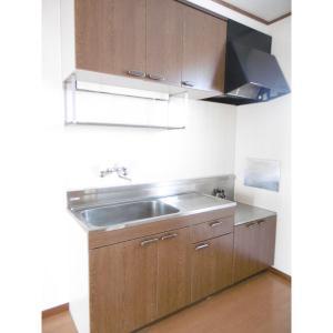 プリムヴェール 弐番館 部屋写真2 キッチン