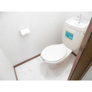 プリムヴェール 弐番館 部屋写真5 トイレ