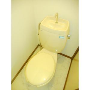 プレミール吉野 部屋写真4 トイレ