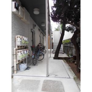 江戸川区松島4丁目 アパート 物件写真3 エントランス