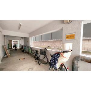 ロジェ石川台 物件写真3 駐輪場