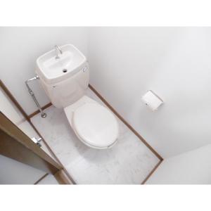 メイ・フィールドⅠ番館 部屋写真6 トイレ