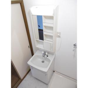メイ・フィールドⅠ番館 部屋写真7 独立洗面台