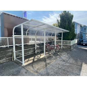 リンデンハイム生実野 物件写真3 駐輪場
