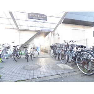 セラヴィ東小金井 物件写真2 駐輪スペース