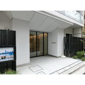 ザ・パークハビオ横浜東神奈川 物件写真2 エントランス