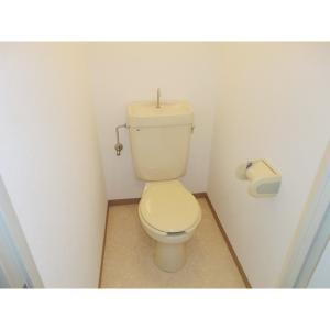 石渡第6ビル 部屋写真4 トイレ