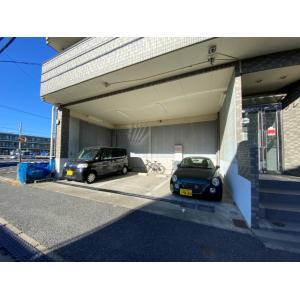 プレステージ千代田 物件写真3 駐車場