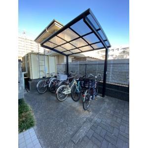 プレステージ千代田 物件写真4 駐輪場